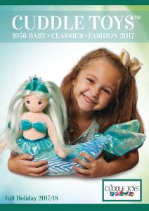 Cuddle Toys Katalog 2017/2018