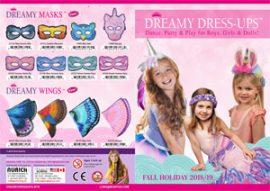 Dreamy Dress-ups Neuheiten 2018-19
